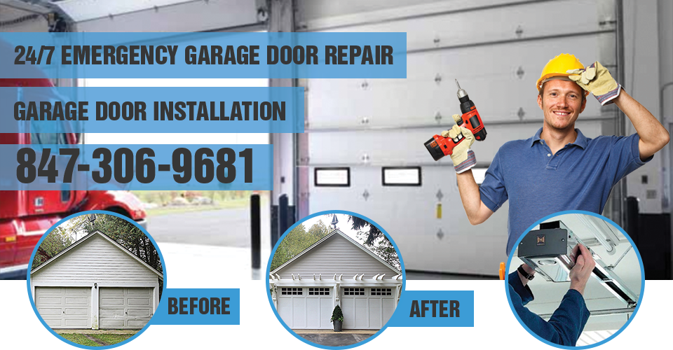 commercial garage door lake forest il
