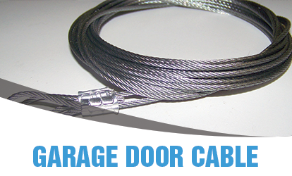 garage door cable lake forest il