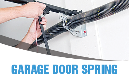garage door spring lake forest il