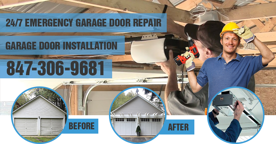 opener garage door repairs lake forest il